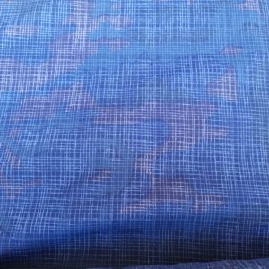 Elanobawełna niebieskie moro