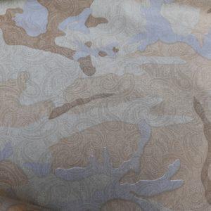 Elanobawełna moro paisley